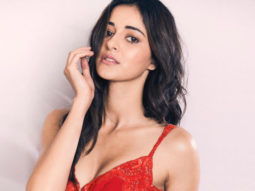 Ananya Panday looks ravishing in this Krishi Bajaj dress