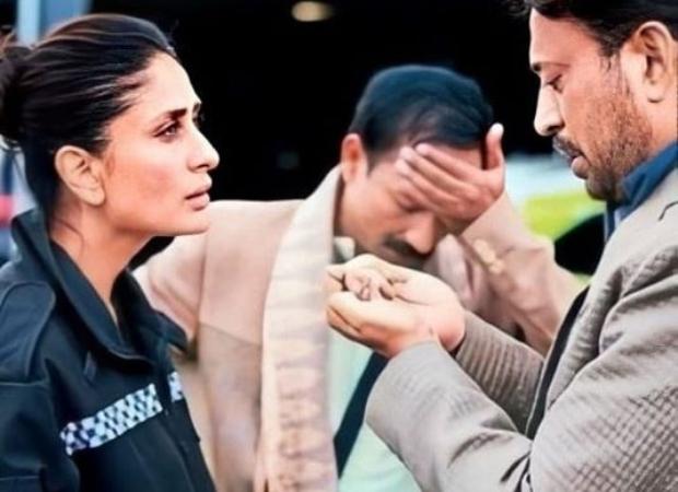 Angrezi Medium: Kareena Kapoor Khan is all ears for Irrfan Khan in this new still