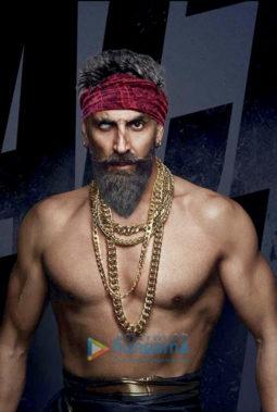 Movie Stills Of The Movie Bachchan Pandey