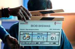 On The Sets Of The Movie Bob Biswas