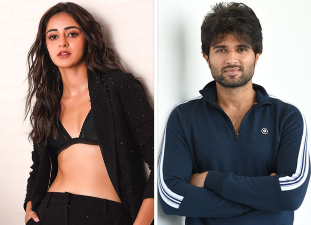 CONFIRMED! It's Ananya Panday with Vijay Deverakonda in Fighter