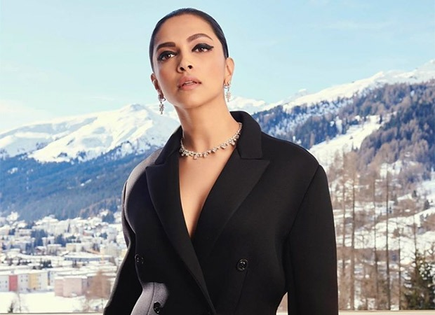 Deepika Padukone's all-black Gauchere outfit is going to leave you spell-bound!