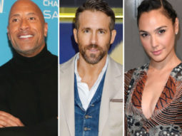 Dwayne Johnson, Ryan Reynolds and Gal Gadot's Netflix film Red Notice starts rolling
