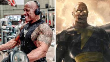 Dwayne Johnson begins hardcore training to play DC supervillain Black Adam