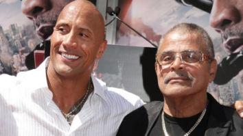 Dwayne Johnson's father Rocky Johnson passes away