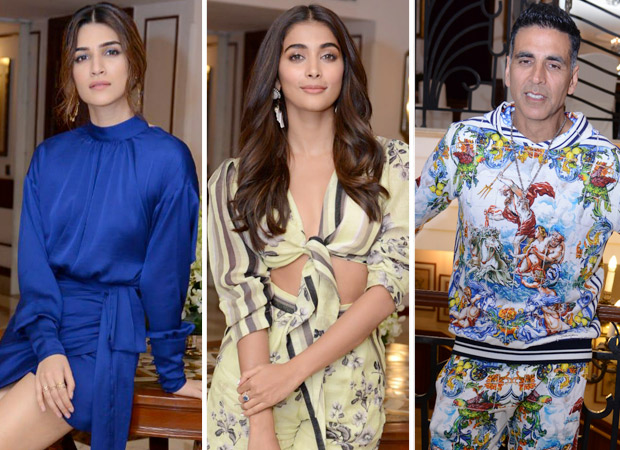EXCLUSIVE Kriti Sanon, Pooja Hegde both to vie for Akshay Kumar's love in Bachchan Pandey