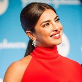 At World Economic Forum, Priyanka Chopra urges world's billionaires to draw an end to extreme poverty