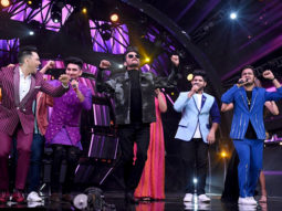 Anil Kapoor shakes a leg with his iconic track My Name is Lakhan on Indian Idol 11