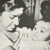 Rishi Kapoor shares a nearly seven decade old picture with Lata Mangeshkar