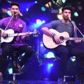 Aditya Roy Kapoor gave impromptu performance with Rishabh Chaturvedi on Indian Idol Season 11