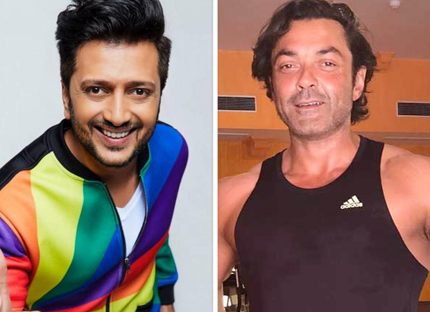 Watch: Riteish Deshmukh dances to the song from Bobby Deol's debut film to wish the latter
