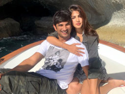 Sushant Singh Rajput receives the sweetest birthday wish from rumoured girlfriend Rhea Chakraborty