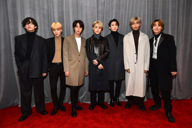 Grammys 2020: BTS shows how to do fashion in 2020 in most elegant way