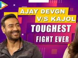 HILARIOUS FIGHT Ajay Devgn vs Kajol – How well do they know each other Tanhaji
