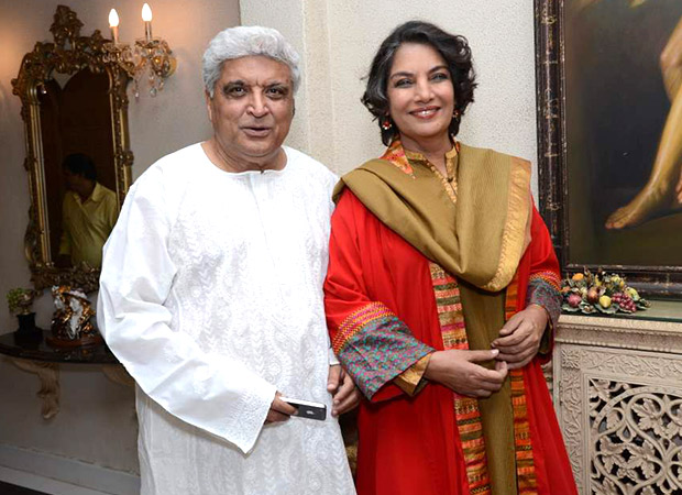 """I'm in no hurry to take Shabana Azmi home"", says Javed Akhtar"