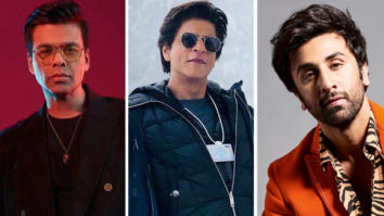 Is Karan Johar bringing Shah Rukh Khan & Ranbir Kapoor together