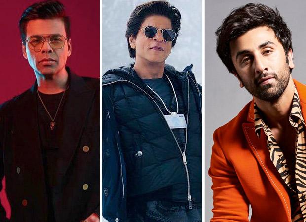 Is Karan Johar bringing Shah Rukh Khan & Ranbir Kapoor together