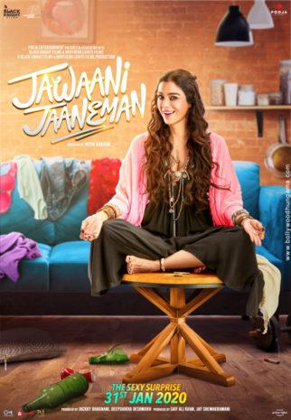 First Look Of The Movie Jawaani Jaaneman