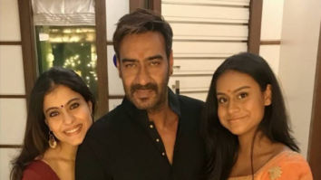Kajol admits she has mimicked Ajay Devgn in front of her children, watch video