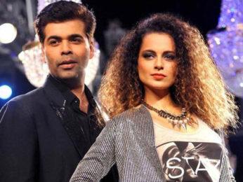 Karan Johar opens up about winning Padma Shri alongside Kangana Ranaut