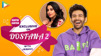 Kartik Aaryan EXCLUSIVE on Dostana 2, His Character, Janhvi Kapoor & the Fresh Energy on the set