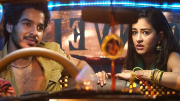 Khaali Peeli Ishaan Khatter shares the first look of his next with Ananya Panday