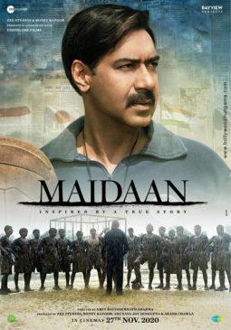 First Look Of Maidaan