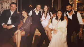 New Year 2020 Saif and Kareena ring in the new year in style with Virat- Anushka and Varun-Natasha in Switzerland