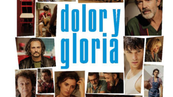 First Look Of The Movie Pain and Glory (English)