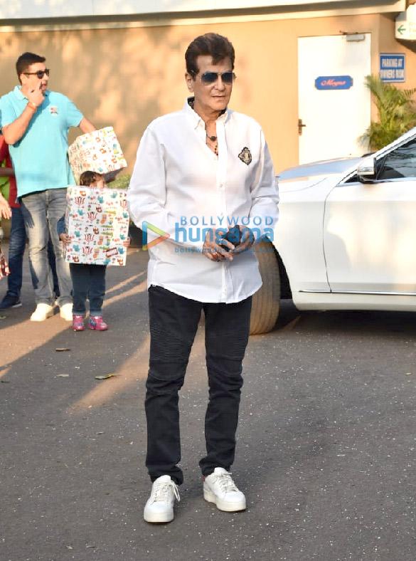 Photos Celebs attend Ekta Kapoor's son Ravie Kapoor birthday party1 (1)