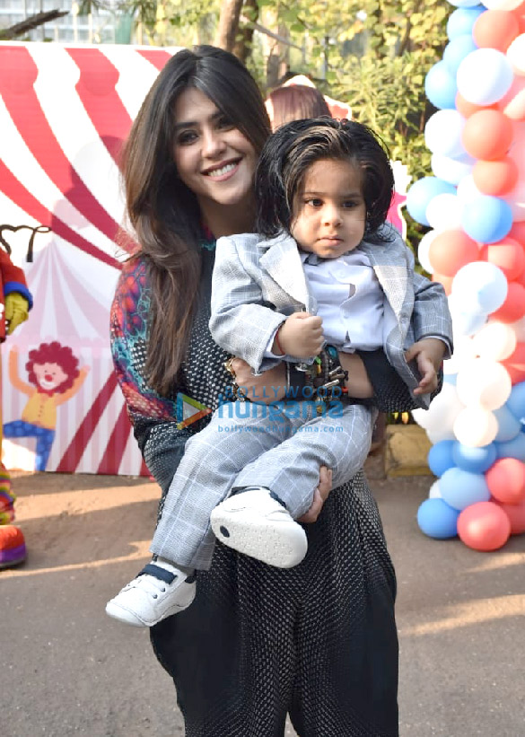 Photos Celebs attend Ekta Kapoor's son Ravie Kapoor's birthday party (2)