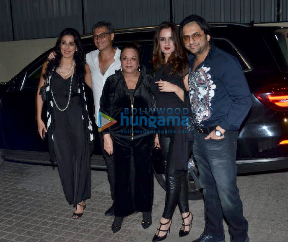 Photos Celebs attend the special screening of the film Jawaani Jaaneman at Juhu PVR (4)