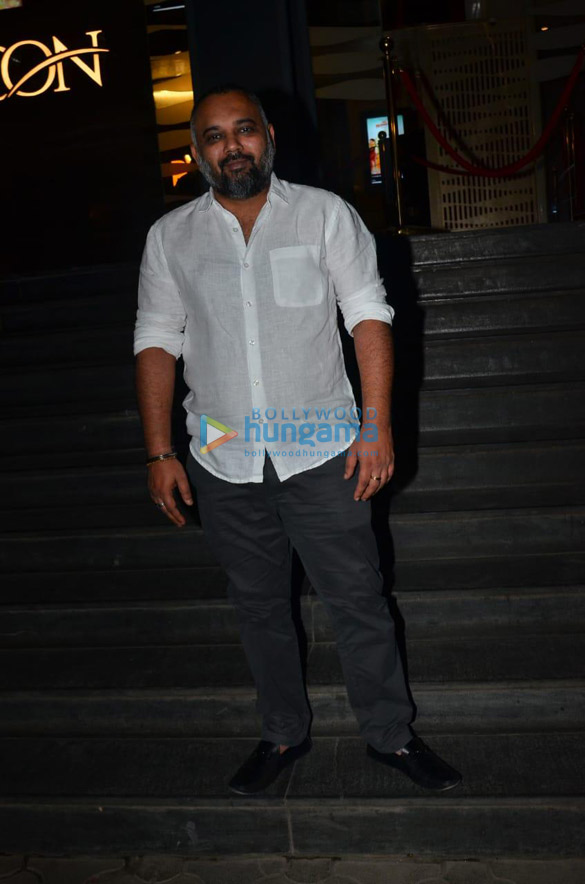 Photos Celebs attend the special screening of the movie Jai Mummy Di (4)
