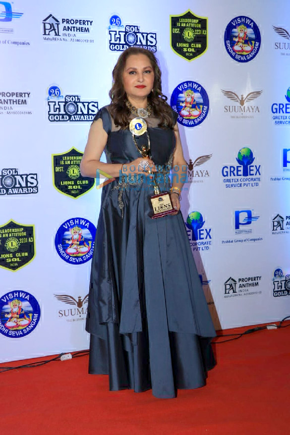Photos Celebs grace the 26th SOL Lions Gold Awards 2020 (2)