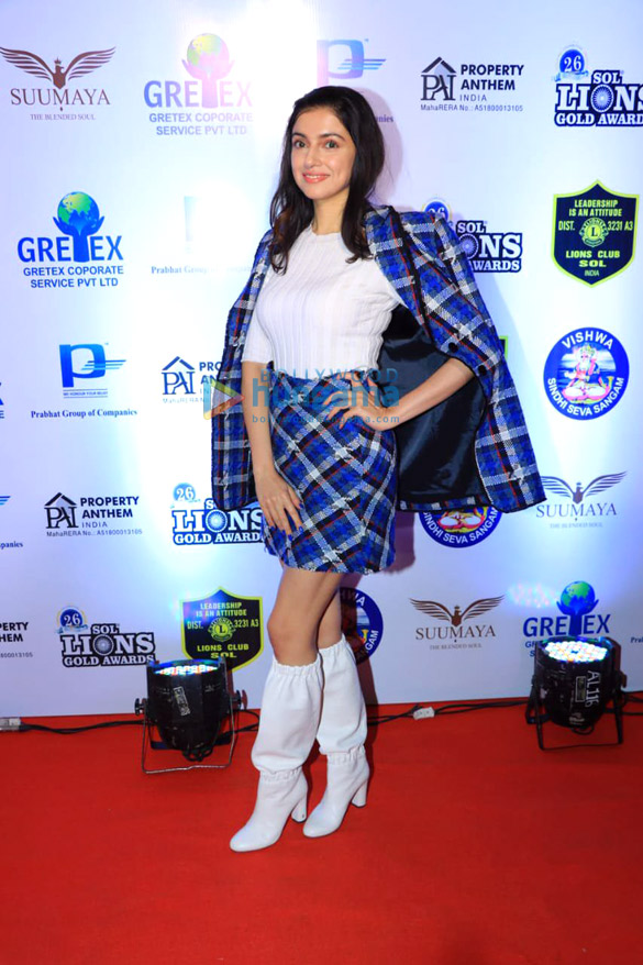 Photos Celebs grace the 26th SOL Lions Gold Awards 20201 (4)