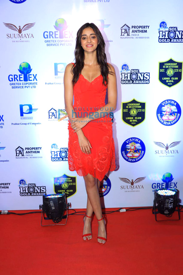 Photos Celebs grace the 26th SOL Lions Gold Awards 20201 (6)