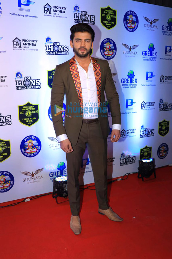 Photos Celebs grace the 26th SOL Lions Gold Awards 20201 (9)