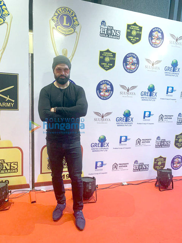 Photos Celebs grace the 26th SOL Lions Gold Awards 20203