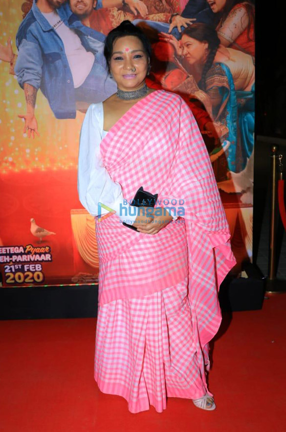 Photos Celebs grace the trailer success party of 'Shubh Mangal Zyada Saavdhan' (1)