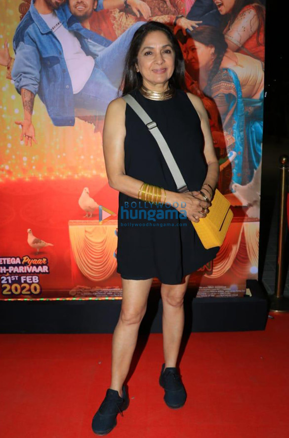 Photos Celebs grace the trailer success party of 'Shubh Mangal Zyada Saavdhan' (2)