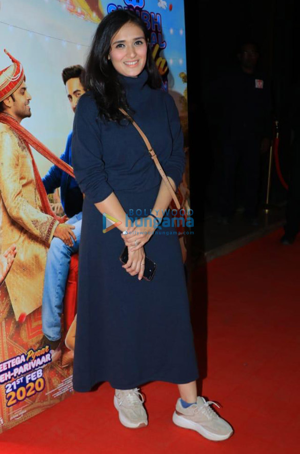 Photos Celebs grace the trailer success party of 'Shubh Mangal Zyada Saavdhan' (3)