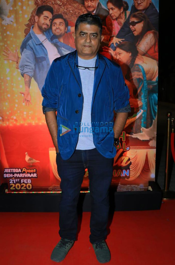 Photos Celebs grace the trailer success party of 'Shubh Mangal Zyada Saavdhan' (5)