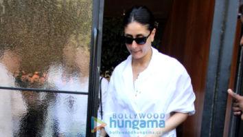 Photos: Kareena Kapoor Khan snapped at Phil Cafe