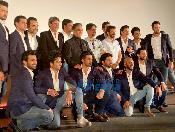Photos Ranveer Singh and Team '83 snapped at poster launch in Chennai (1)