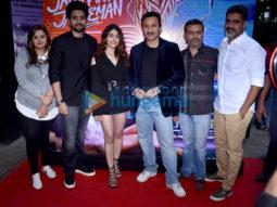 Photos:Saif Ali Khan and Alaya Furniturewalla grace the song launch of 'Gallan Kardi' from their film 'Jawaani Jaaneman'
