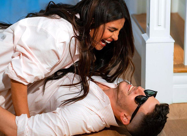 Priyanka Chopra Jonas and Nick Jonas look the happiest in this still from 'What A Man Gotta Do'