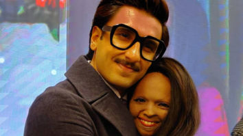 Ranveer Singh gives a warm hug to Laxmi Agarwal at Chhapaak premiere