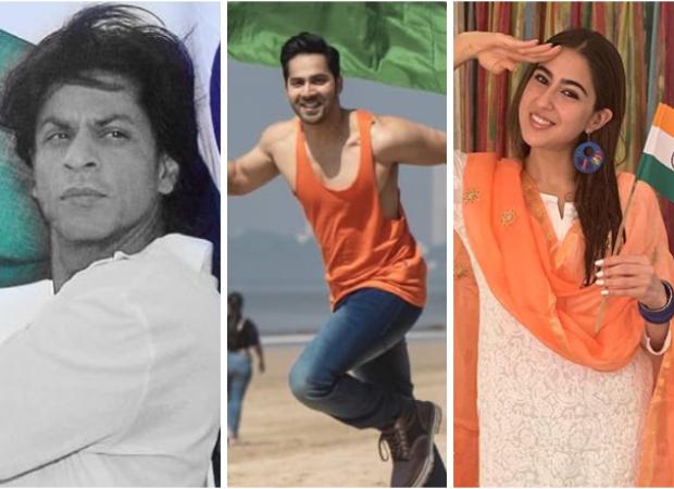 Republic Day 2020: Shah Rukh Khan, Ajay Devgn, Varun Dhawan, Sara Ali Khan among others wish their fans