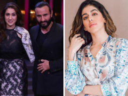 Saif Ali Khan says not Alaya. F, but Sara Ali Khan was the first choice for his daughter's role in Jawaani Jaaneman
