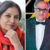 Shabana Azmi is coherent, talking normally, recognizing people, says Boney Kapoor